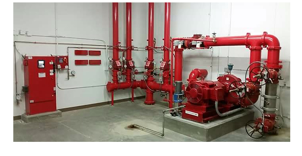 Brown Sprinkler handles even the most challenging fire protection projects